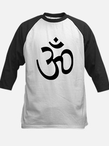 Yoga Ohm, Om Symbol Baseball Jersey