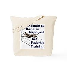 Malinois Agility Tote Bag