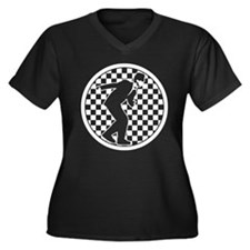 ska t-shirt Plus Size T-Shirt