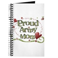 Proud Army Mom whimsy Journal