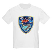 Parker Police Kids T-Shirt