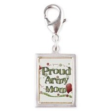 Proud Army Mom whimsy Charms