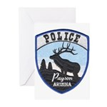 Payson Police Greeting Cards (Pk of 10)