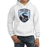 Payson Police Hooded Sweatshirt