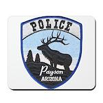 Payson Police Mousepad