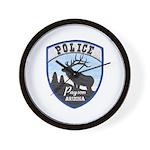 Payson Police Wall Clock