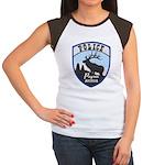 Payson Police Women's Cap Sleeve T-Shirt