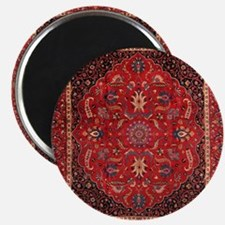 Persian Mashad Rug Magnet