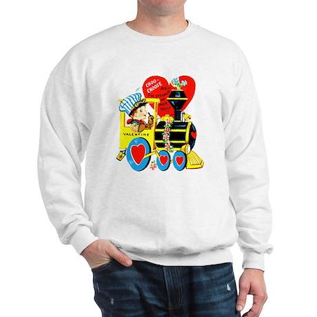 Choo Choose Me Sweatshirt