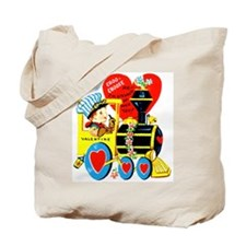 Choo Choose Me Tote Bag