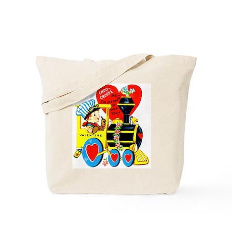 Choo Choose Me Tote Bag