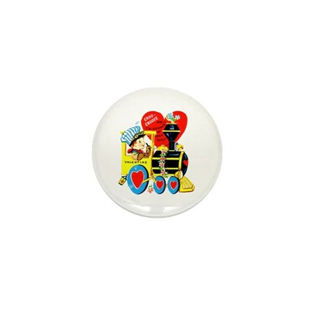 Choo Choose Me Mini Button