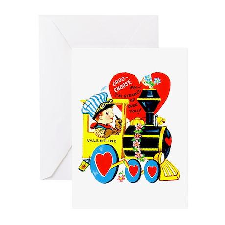 Choo Choose Me Greeting Cards (Pk of 10)