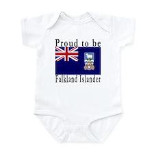 Falkland Islands Infant Bodysuit