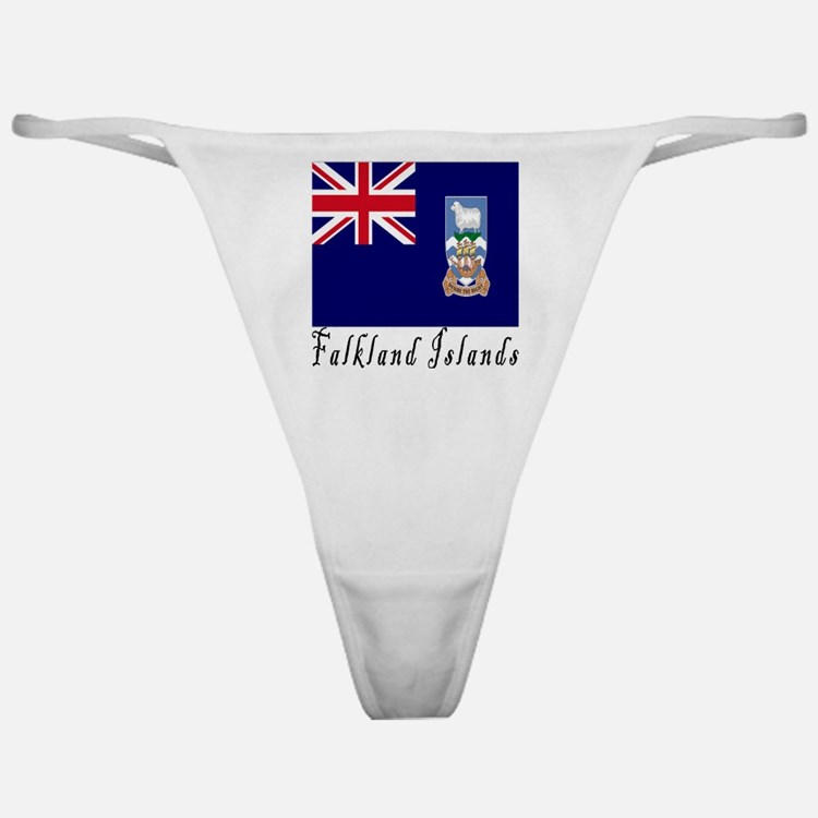 Falkland Islands Classic Thong