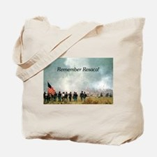 Remember Resaca! Tote Bag