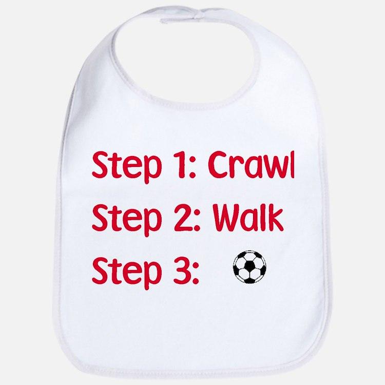Step 3: Soccer Bib