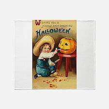 Halloween Vintage Retro Classic Old Art Designs Th