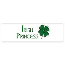 IRISH PRINCESS Bumper Bumper Sticker