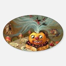 Halloween Vintage Retro Classic Old Art Designs St