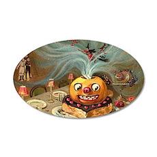 Halloween Vintage Retro Classic Old Art Designs Wa