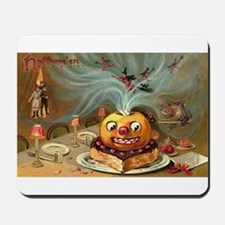 Halloween Vintage Retro Classic Old Art Designs Mo