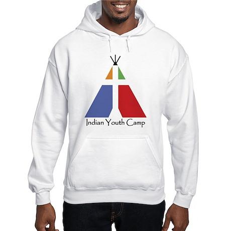 IYC Logo Hooded Sweatshirt
