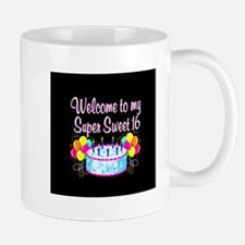 SUPER SWEET 16 Mug