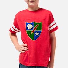 75th Ranger Regiment 2 Youth Football Shirt
