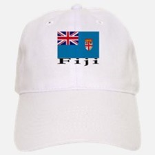Fiji Baseball Baseball Cap