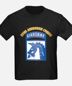 SSI - XVIII Airborne Corps with Text T