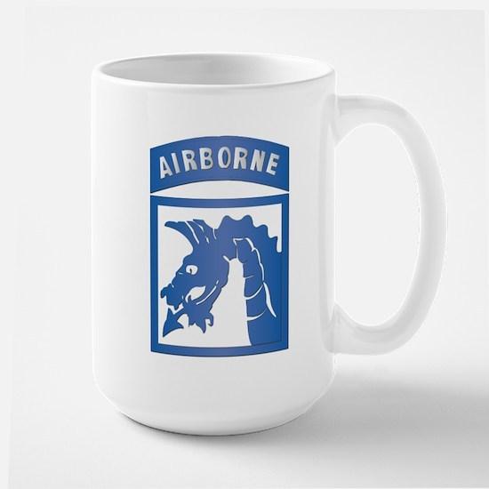 SSI - XVIII Airborne Corps Large Mug