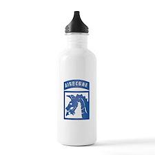 SSI - XVIII Airborne Corps Water Bottle