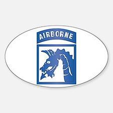 SSI - XVIII Airborne Corps Decal