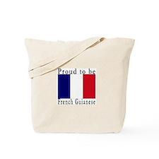 French Guiana Tote Bag
