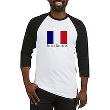 French Guiana Baseball Jersey