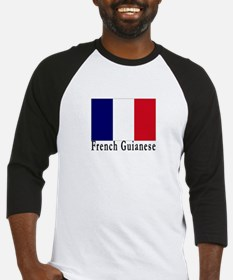 French Guiana Baseball Jersey