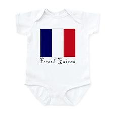 French Guiana Infant Bodysuit