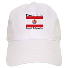 French Polynesia Baseball Cap
