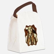 Wolf Robe - Cheyenne Canvas Lunch Bag