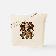 Wolf Robe - Cheyenne Tote Bag
