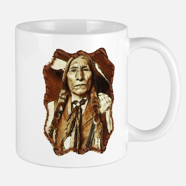 Wolf Robe - Cheyenne Mug
