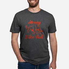 Cute Work outs Mens Tri-blend T-Shirt