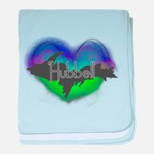 Aurora Hubbell baby blanket
