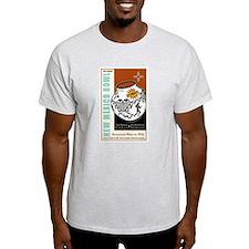 New Mexico Bowl Ash Grey T-Shirt