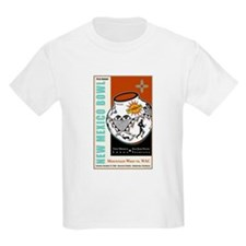 New Mexico Bowl Kids T-Shirt