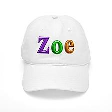 Zoe Shiny Colors Baseball Baseball Baseball Cap