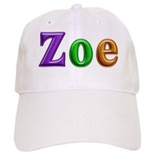 Zoe Shiny Colors Baseball Cap