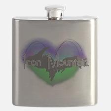Aurora Iron Mt. Flask