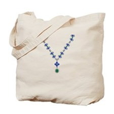 Serenity Necklace Tote Bag